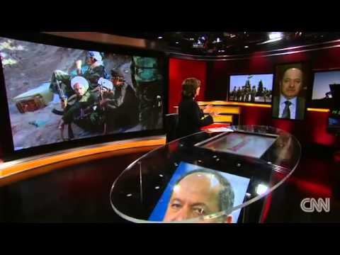 Masoud Barzani President of Kurdistan in Interview with CNN..