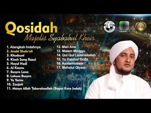 Full Qosidah Terbaik Majelis Syababul Kheir Al Habib Mahdi Bin Hamzah Assegaf