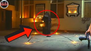 Top 7 Horror Ghost Videos Caught On Camera That Will Haunt Your Soul (Hindi)