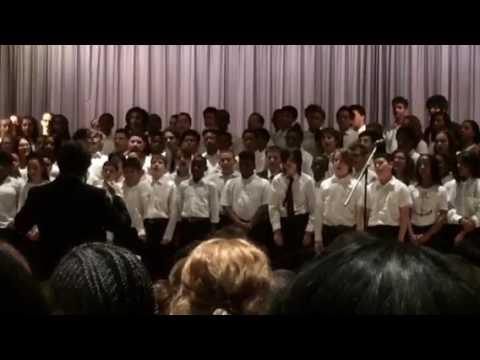 Philadelphia Middle School All City Choir 2017