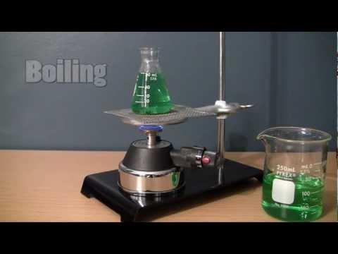 Chemistry Lab - 4 - Erlenmeyer Flasks
