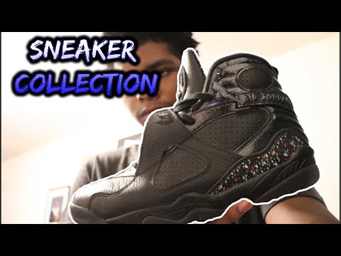 My Sneaker collection 2019🔥☔️ (Jordans and Nike)