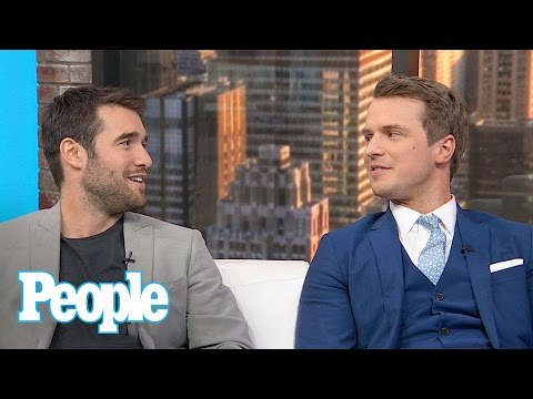 Time After Time: Freddie Stroma & Josh Bowman Dish On Their OffScreen Loves!  People NOW  People