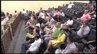 Eleição da Mesa Diretora para o Biênio 2017/2018