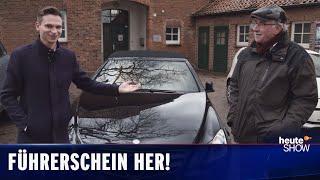 Fabian Köster will Senioren den Führerschein abnehmen