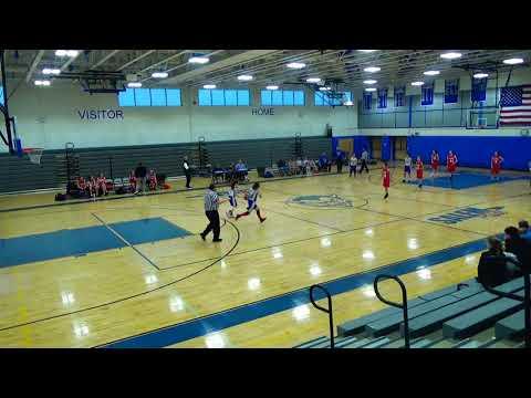melrose middle school 7th grade v salem 2nd half 2 17 19