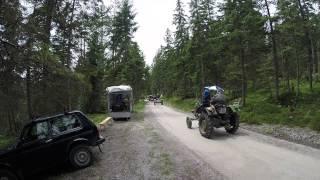 Sonnwend-Gleichmaßigkeits-Bergrennen auf dem Kulmberg / OLDTIMER CLUB - Ramsau - TRACTORS HD