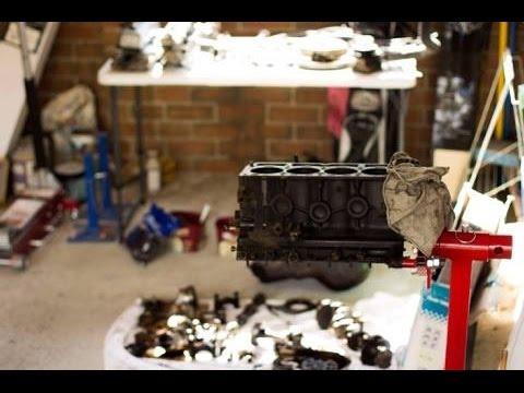 BLOWN ENGINE!   5k-c Engine Rebuild Part 1