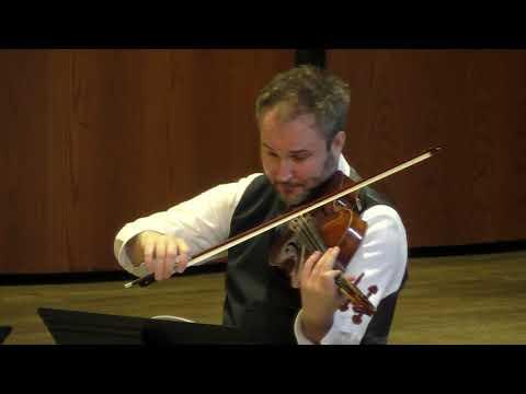 Zoltan Kodaly Serenade, opus 12 - SSMF Faculty Artist Series