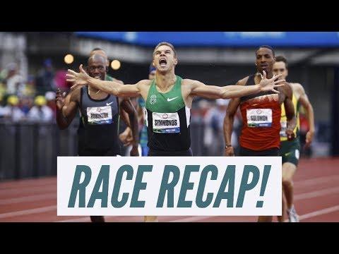 2012 Olympic Trials Men's 800 Meters Race Recap