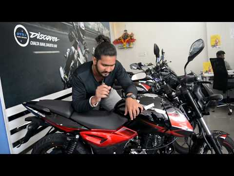 Bajaj Pulsar 150 UG5 twin disk Review 2018