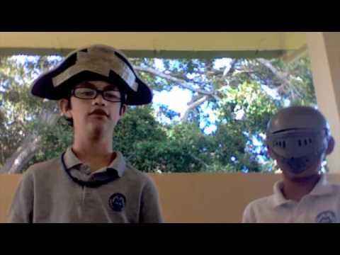 Captain Cook Interview