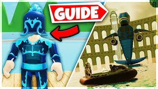 How To Unlock HELM OF THE RIP TIDE! (Ready Player Two Event) | Roblox SharkBite