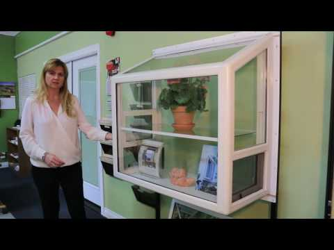 Garden Window - California Replacement Windows 714-632-7767 Orange County