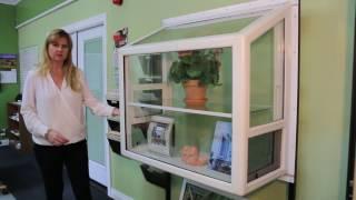 Garden Window - California Replacement Windows 714-632-7767 Orange County