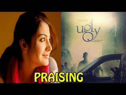 Anushka Sharma Praising & Promoting Ugly Movie | Ugly Movie