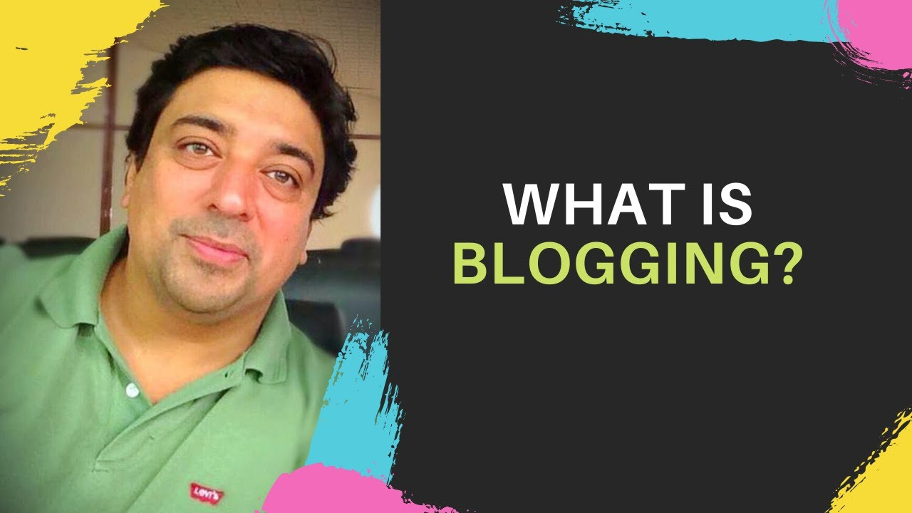 #1-Blogging Course - What is Blogging?