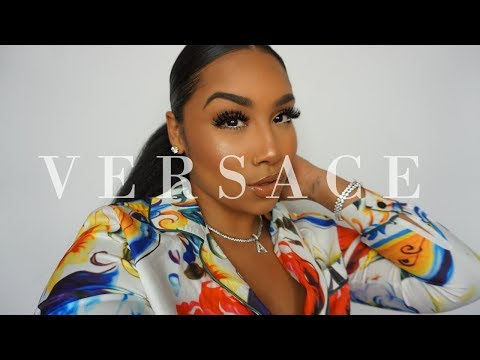 MY VERSACE COLLECTION | TheAnayal8ter