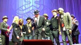 Leonard Cohen - Save The Last Dance For Me (feat. UHTC dance) - Ziggo Dome, Amsterdam - 20-09-2013