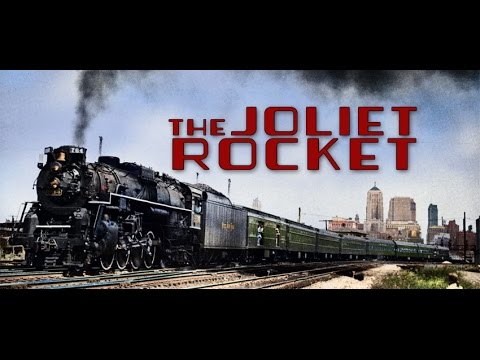 Ride The Joliet Rocket - a steam powered excursion into Chicago!