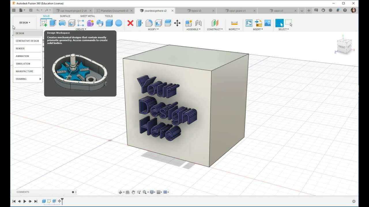 Book Preview: Fusion 360 For Makers