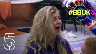 Cian gives a helping hand | Big Brother 2018