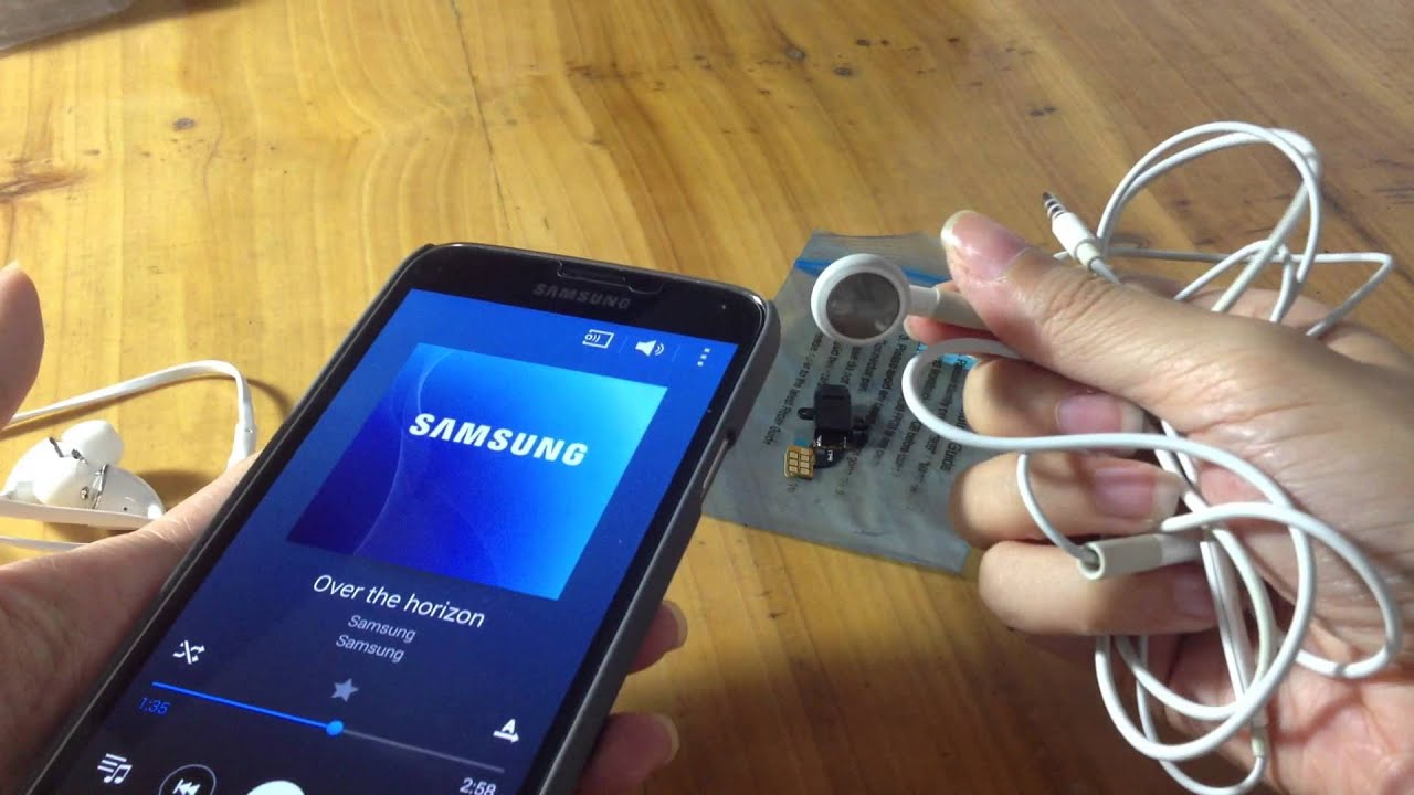 How Do You Know Your Samsung Galaxy S5 Headphone Jack Is Broken ...