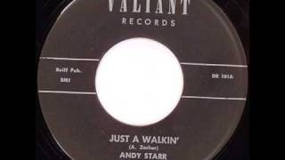 Andy Starr - Just A Walkin