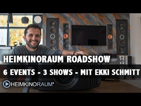 HEIMKINORAUM Roadshow 2018 / 2019