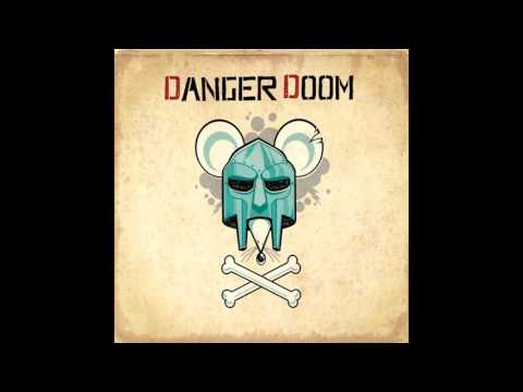 DANGER DOOM - Crosshairs [Instrumental]