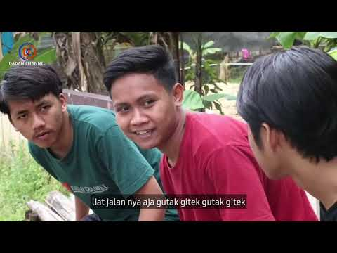 NGINTIP NENG DEWI MANDI | Film Sunda Lucu Dadan Channel