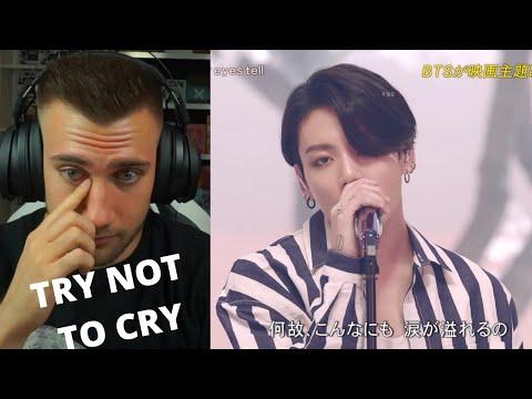 BTS – Your Eyes Tell LIVE Performance + LYRICS Reaction 😪🥺