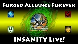 Countdown to Insanity! - Supreme Commander Forged Alliance