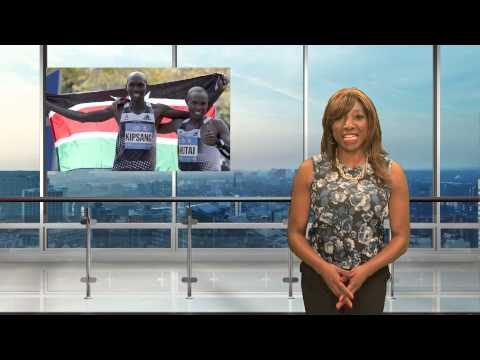 Sports News Africa Express: Toure African footballer of the year, Senegal get presidential send off