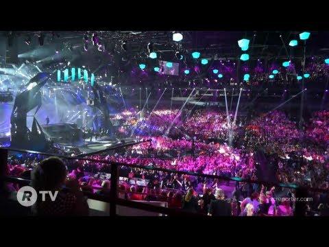Last Minutes Before Semi Final 2 Live Show - ESC 2013