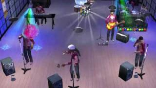 Sims 2 - Chinee- Nu Vybes Band (St Kitts Soca 2009)