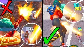 3 Easy Steps To Have 100% Perfect Aim (Fortnite Tips and Tricks) How To Aim Better On PC, Console