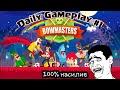 Daily Gameplay #1 - BOWMASTERS [ 100 % насилие XD ]