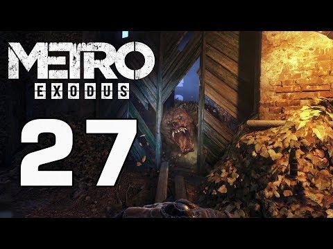 Прохождение Metro Exodus [Метро: Исход] - Глава 8: Тайга #3 - Хозяин леса [Рейнджер - Хардкор]