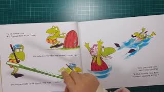 최누나(조이) 영어책(Froggy learns to s…