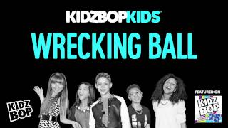 Watch Kidz Bop Kids Wrecking Ball video
