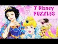 Disney Princess Fairies Puzzle Games Ravensburger Clementoni  Kids Puzzels Jigsaws