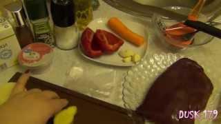 ГОТОВИМ ПРОСТО ВКУСНО : Печень в сливочном соусе