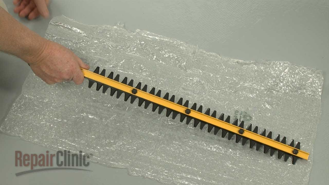 Ryobi Hedge Trimmer Blade Replacement #308548011