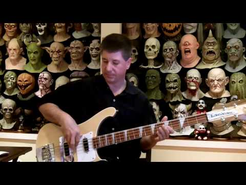 Fly by night bass cover