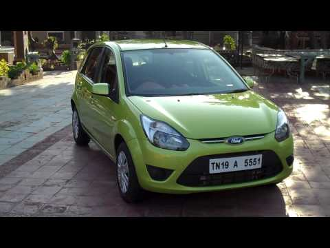 Ford Figo walkaround on OVERDRIVE