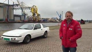 Autovisie Proefrit: Mitsubishi Starion 1985