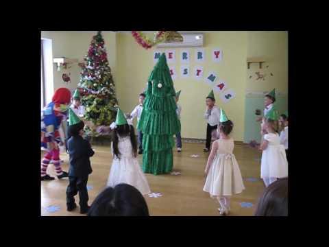 2012.11.30 Christmas, Oxford Academy Almaty, Kazakhstan