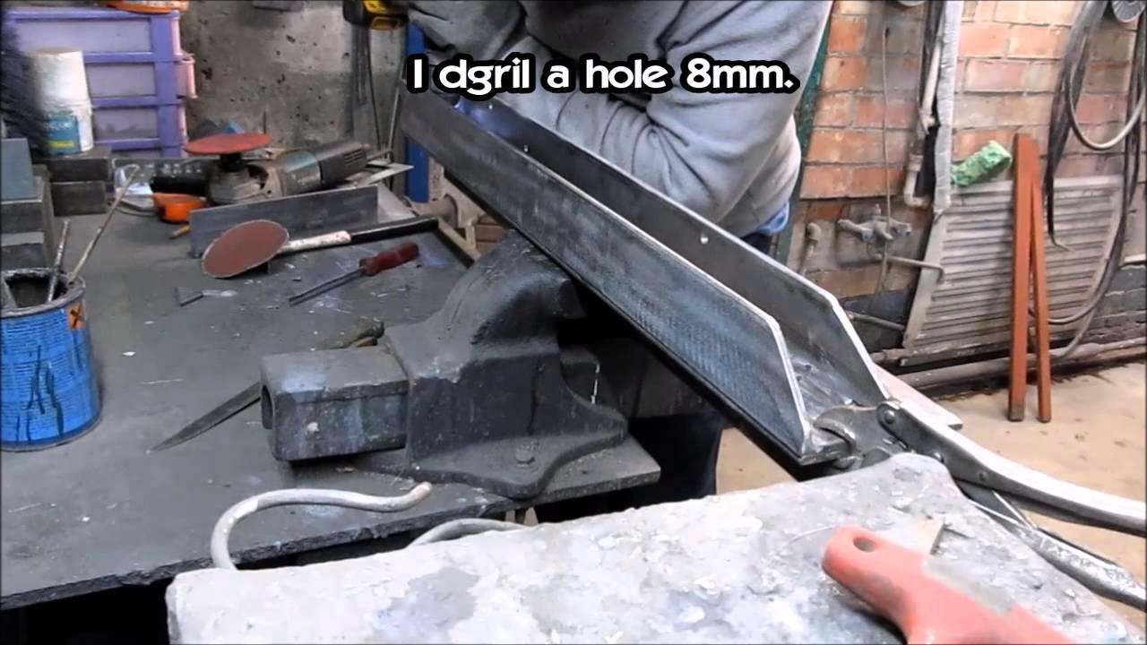 Как сделать своими руками гибочный станок