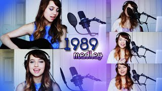 FIVE PART 1989 ALBUM MEDLEY TAYLOR SWIFT (COVER)